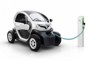 Coches Eléctricos - Renault Twizy